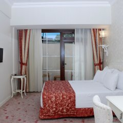 The And Hotel Istanbul - Special Class комната для гостей фото 3