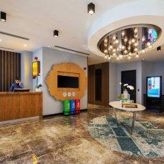 Отель Park Inn by Radisson Izmir интерьер отеля