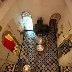 Отель Riad Senso Марокко, Рабат - отзывы, цены и фото номеров - забронировать отель Riad Senso онлайн интерьер отеля фото 2