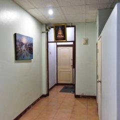 Отель Chaiwat Guesthouse интерьер отеля