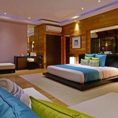Отель Adaaran Prestige Vadoo 5* Вилла с различными типами кроватей