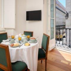 Отель Residentas Aurea Лиссабон питание