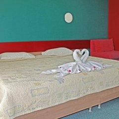 Отель KIPARISITE Солнечный берег комната для гостей фото 5