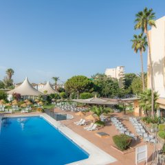 Отель Royal Costa Торремолинос бассейн фото 3
