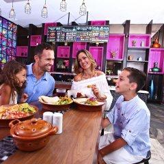 Отель Sandos Playacar Select Club - Только для взрослых, Все включено Плая-дель-Кармен питание