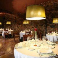 Отель Castell de LOliver Испания, Сан-Висенс-де-Монтальт - отзывы, цены и фото номеров - забронировать отель Castell de LOliver онлайн питание фото 2