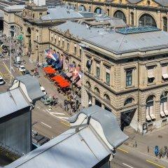 Отель flat at Zurich MainStation фото 2
