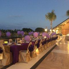 Отель Jimbaran Bay Beach Resort & Spa