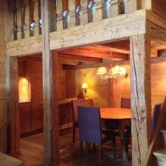 Отель Gstaad - Great Luxurious Farmhouse питание фото 2
