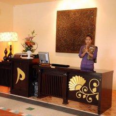 Отель The Hill Resort интерьер отеля
