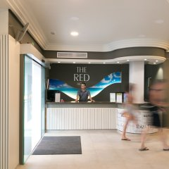 Отель The Red by Ibiza Feeling интерьер отеля фото 3
