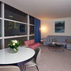 Отель The Lowry Hotel Великобритания, Солфорд - отзывы, цены и фото номеров - забронировать отель The Lowry Hotel онлайн комната для гостей фото 5