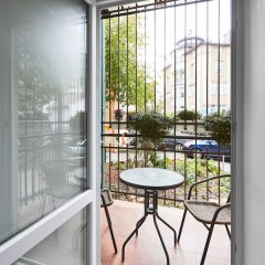 Antares Apart Hotel Львов балкон