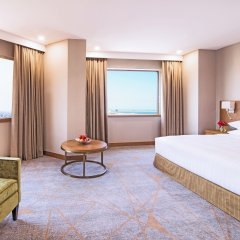 Отель Hyatt Regency Galleria Residence Дубай комната для гостей фото 5
