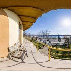 Гостиница СПА Отель Венеция Украина, Запорожье - отзывы, цены и фото номеров - забронировать гостиницу СПА Отель Венеция онлайн балкон