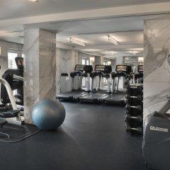 Отель The Peninsula Beverly Hills фитнесс-зал