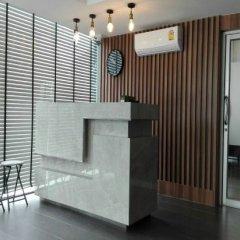 Отель Q Space Residence Бангкок сауна