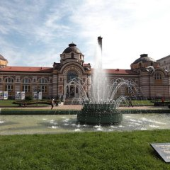 Отель Hilton Sofia Болгария, София - отзывы, цены и фото номеров - забронировать отель Hilton Sofia онлайн фото 6
