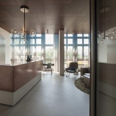 EMA House Hotel Suites интерьер отеля