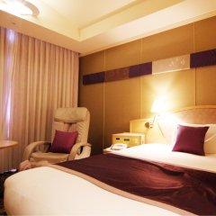 Отель Ginza Creston Токио комната для гостей фото 2