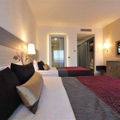 Отель Kirman Belazur Resort And Spa Богазкент комната для гостей фото 2