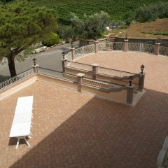 Отель Agriturismo Tenuta Quarto Santa Croce балкон
