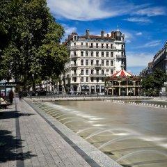 Отель Le Phénix Hôtel Франция, Лион - отзывы, цены и фото номеров - забронировать отель Le Phénix Hôtel онлайн фото 18