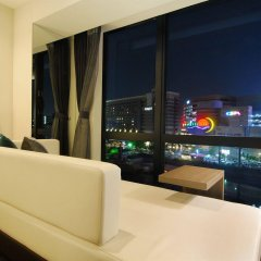 Отель Candeo Hakata Terrace Фукуока балкон