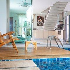 Отель Villa Friendship 7 бассейн фото 2