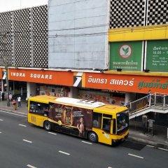 Отель Dream Town Pratunam Бангкок городской автобус