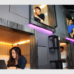 Lulu Hotel Сингапур городской автобус