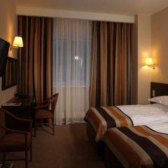 Гостиница Рамада Москва Домодедово Стандартный номер с 2 отдельными кроватями фото 4