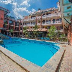 Отель Goodwill Непал, Лалитпур - отзывы, цены и фото номеров - забронировать отель Goodwill онлайн бассейн