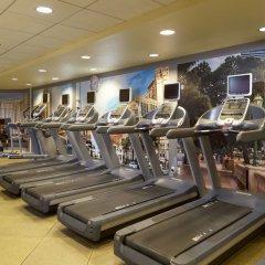 Отель Hilton Grand Vacations on the Las Vegas Strip фитнесс-зал фото 3