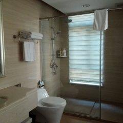 Отель Healthy Valley Private Hot Spring Villa ванная