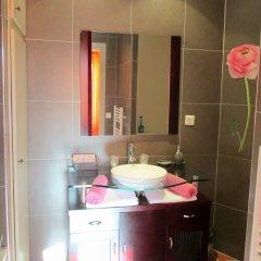 Отель Chambre d'hôtes Serenita di Giacometti ванная