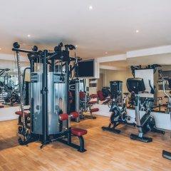 Отель Iberostar Alcudia Park фитнесс-зал