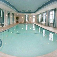 Отель Hampton Inn by Hilton Pawtucket бассейн фото 3