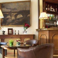 Hotel D'angleterre Saint Germain Des Pres Париж гостиничный бар