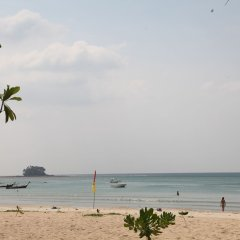 Отель Naiyang Seaview Place пляж