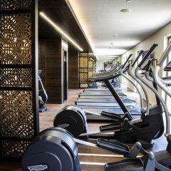 Отель Al Manara, a Luxury Collection Hotel, Saraya Aqaba Иордания, Акаба - 1 отзыв об отеле, цены и фото номеров - забронировать отель Al Manara, a Luxury Collection Hotel, Saraya Aqaba онлайн фитнесс-зал фото 2