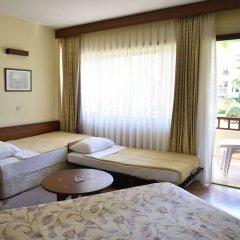 Отель Club Tuana Fethiye комната для гостей фото 3