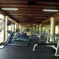 Отель Aonang Villa Resort фитнесс-зал фото 2