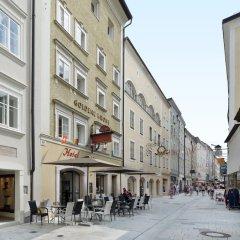 Отель Goldene Krone 1512 Зальцбург фото 5