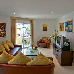 Апартаменты Mosaik Luxury Apartments комната для гостей