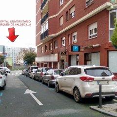 Отель Alojamientos Puerto Príncipe Испания, Сантандер - отзывы, цены и фото номеров - забронировать отель Alojamientos Puerto Príncipe онлайн парковка
