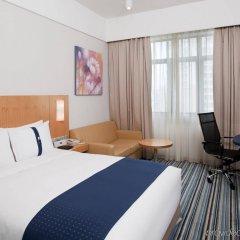 Отель Holiday Inn Express Shenzhen Luohu Китай, Шэньчжэнь - отзывы, цены и фото номеров - забронировать отель Holiday Inn Express Shenzhen Luohu онлайн комната для гостей фото 3