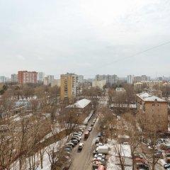 Отель BestFlat24 Babushkinskaya 2 Москва балкон