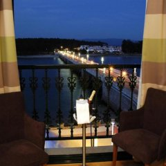 Hotel Puente de La Toja балкон