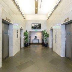 Отель Spacious Penthous @ 1010 Wilshire интерьер отеля